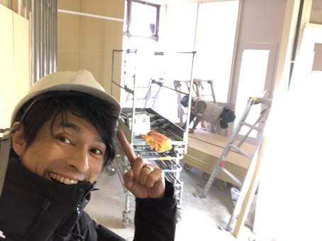 新店舗『コスコジ南古谷店』内装工事進んでいます!