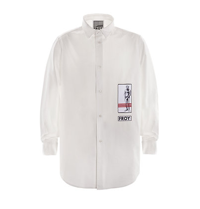 Over Shirt with Patch
