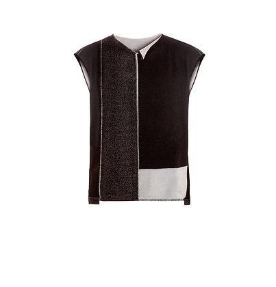 Asymmetric Reversible Sweater