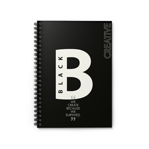 BLK Creative Notebook