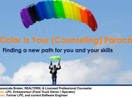 What (Else) Can You Do With Your Counseling Skills? I Use Mine In Real Estate.