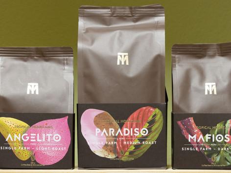 Tropical Mountains Kaffee