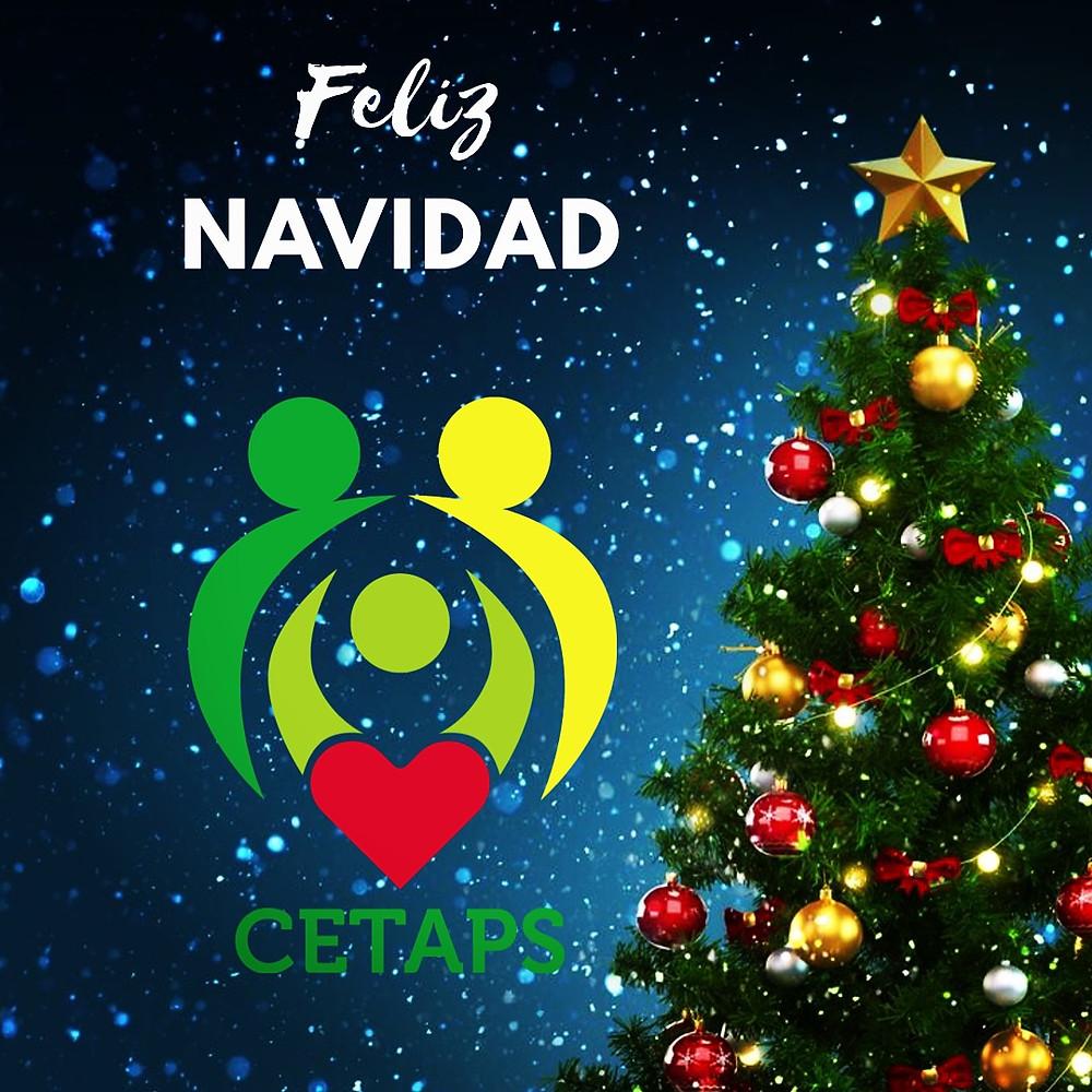 Feliz Navidad les desea el equipo de CETAPS