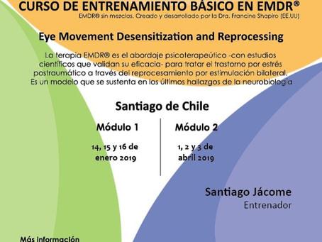 Entrenamiento EMDR en Chile