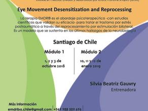 Nuevo Entrenamiento Básico de Terapia EMDR en Chile