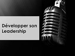 formation développer leadership