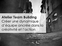 atelier extraordinaire team building