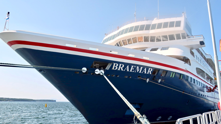Exploring the Baltic Islands and Cities on Fred Olsen's Braemar