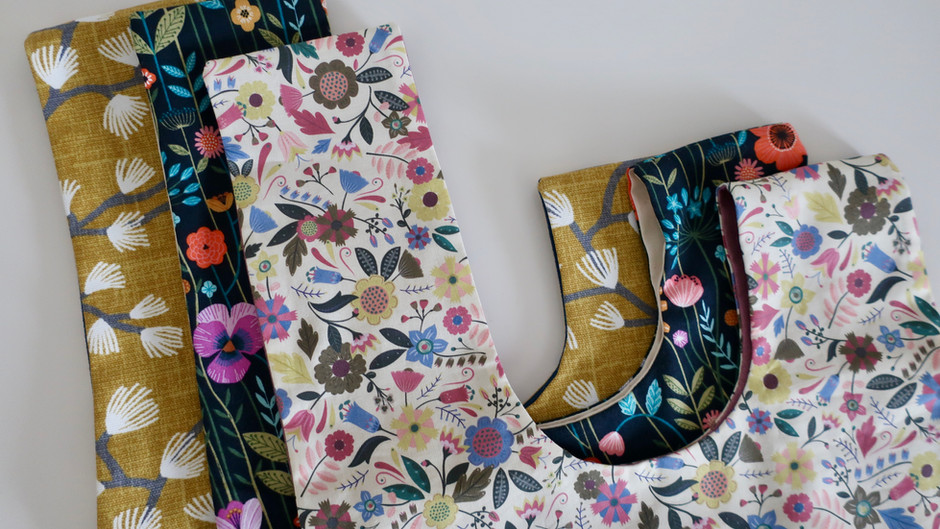 Japanese Knot Bags: Handmade in Yorkshire