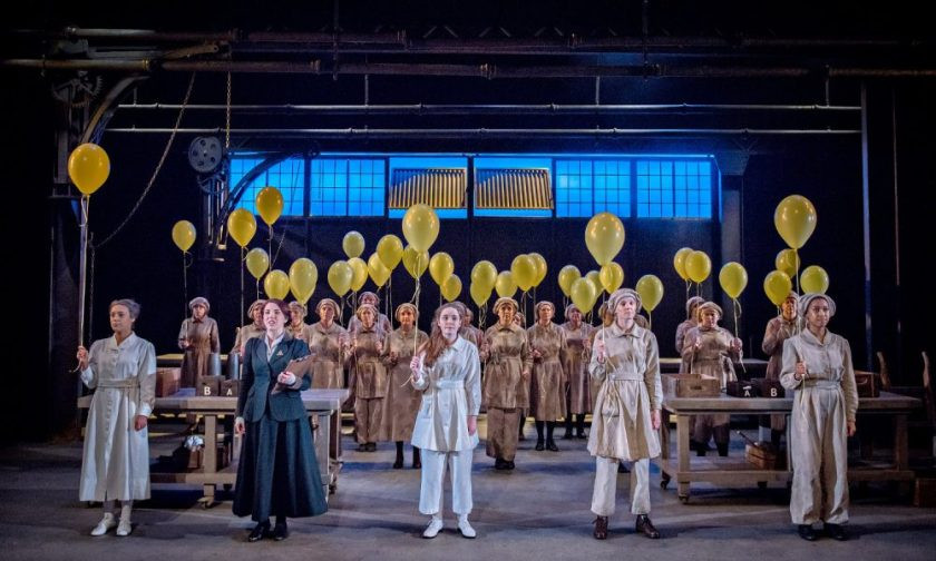 Barnbow Canaries: West Yorkshire Playhouse