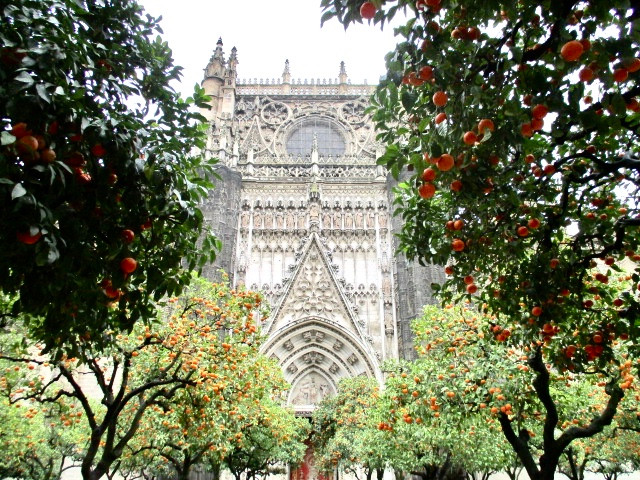 Seville: awe-inspiring architecture
