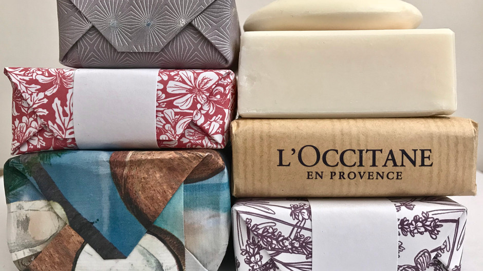 Living more thoughtfully: let's bring back soap