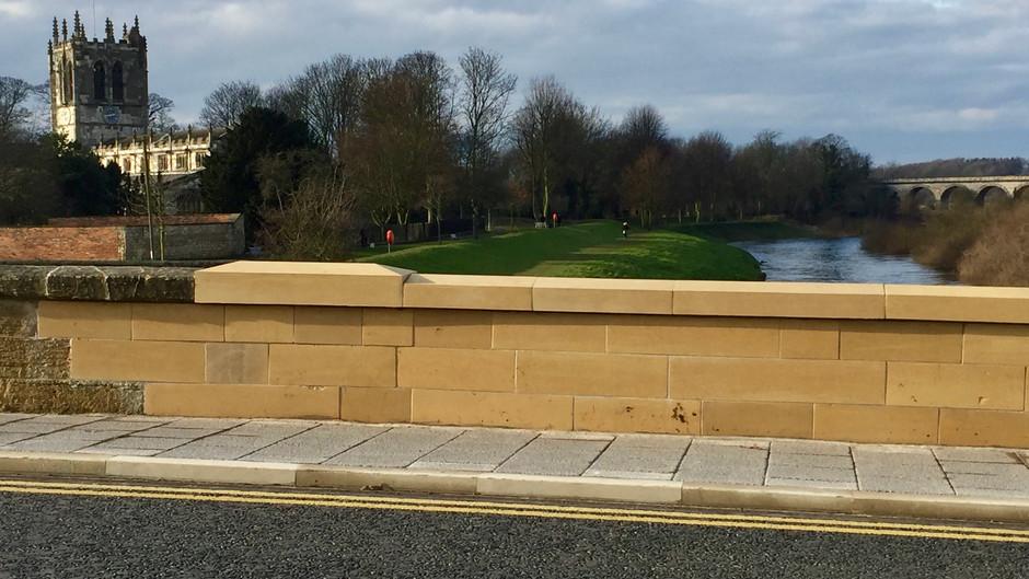 Tadcaster: Bridge Over the River Wharfe