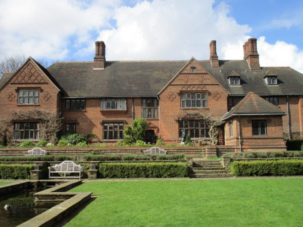 NT Goddards House and Gardens