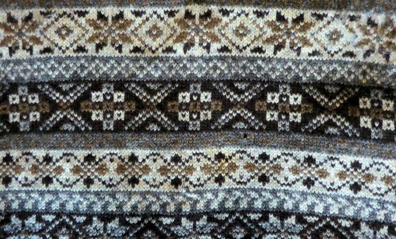 Knitting: Fair Isle