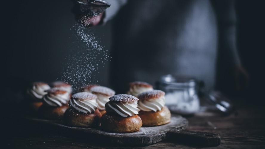 A Scandinavian Tradition: Semlor Lenten Buns