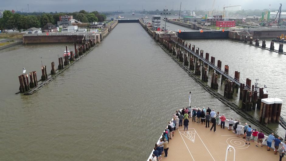 Off the Radar in Europe - The Kiel Canal