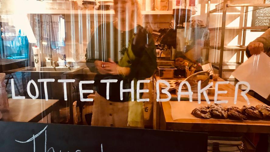 Lotte the Baker in York