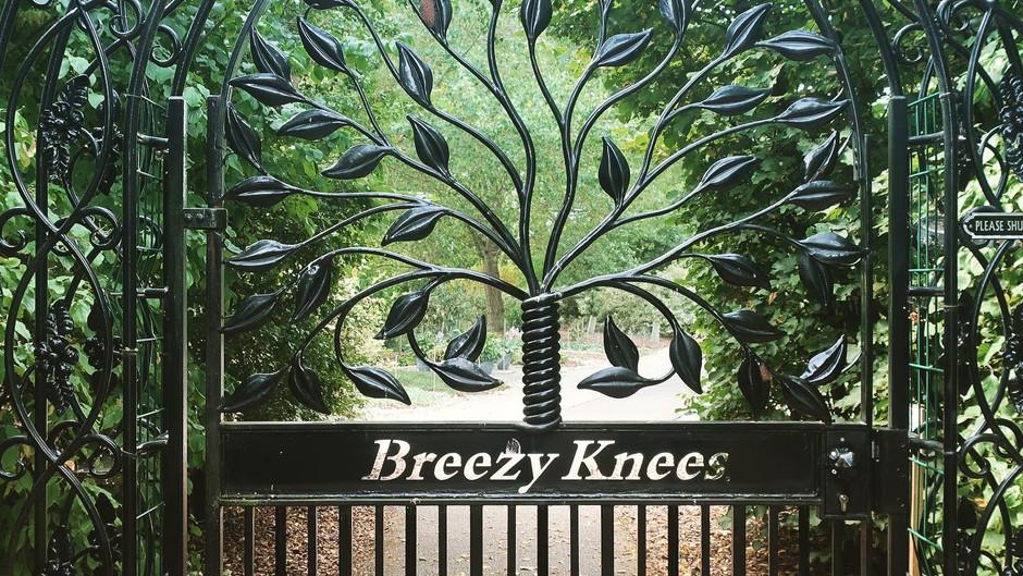 Yorkshire Gardens: Breezy Knees Gardens
