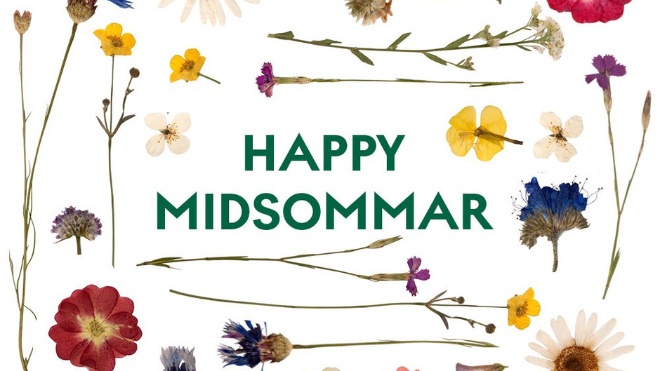Happy Midsommar in Åland