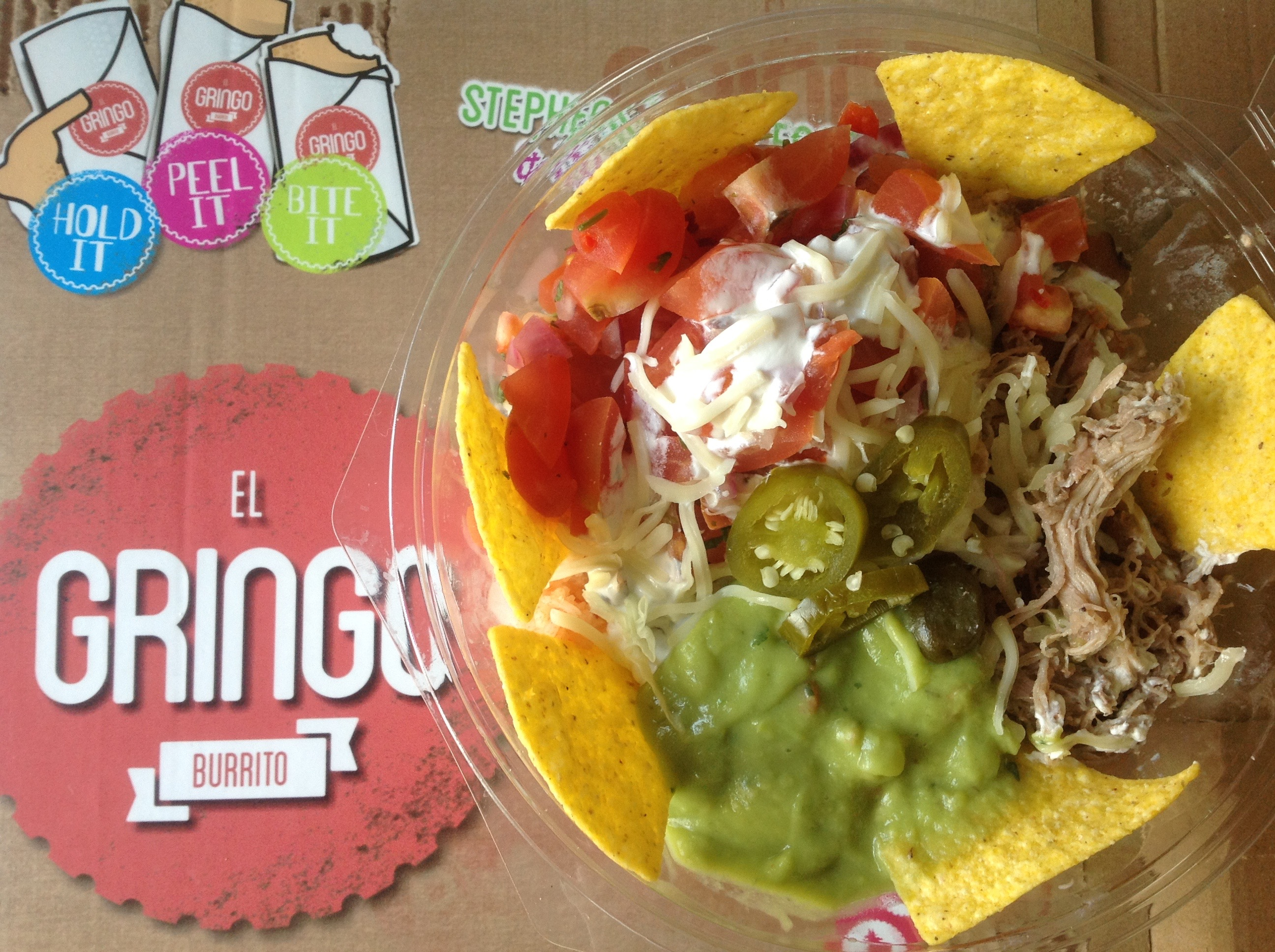 El Gringo Burrito Bowl