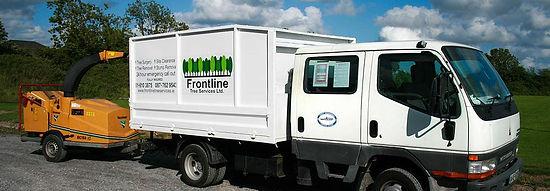 Frontline Tree Services Equipment