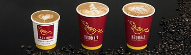 Insomnia Coffee Cups image