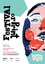 Press + Play Festival of Print