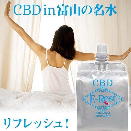 CBD Water E-Rest 220ml 10本