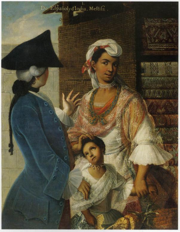 La Madre Mexicana y su Pasado Indígena