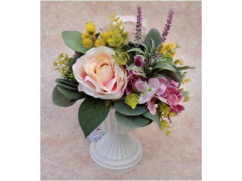 空気清浄機能付きアーティフィシャルフラワー(造花)