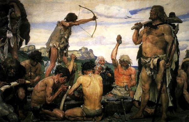 Evolución de la Humanidad y su Dieta, dos historias que se cuentan juntas -Primera Parte-