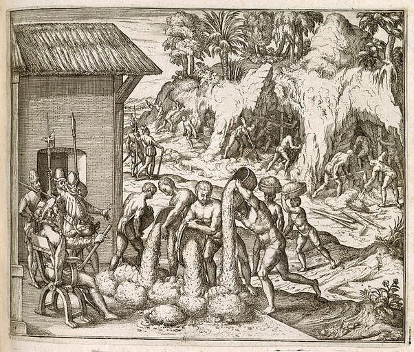 ¿Cuánto Oro y Plata se produjo en el México Colonial?