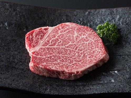 【お肉を食べよう】黒毛和牛A5ヒレ・シャトーブリアンステーキ150g