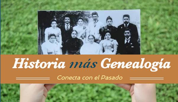 Bienvenidos a Historia más Genealogía