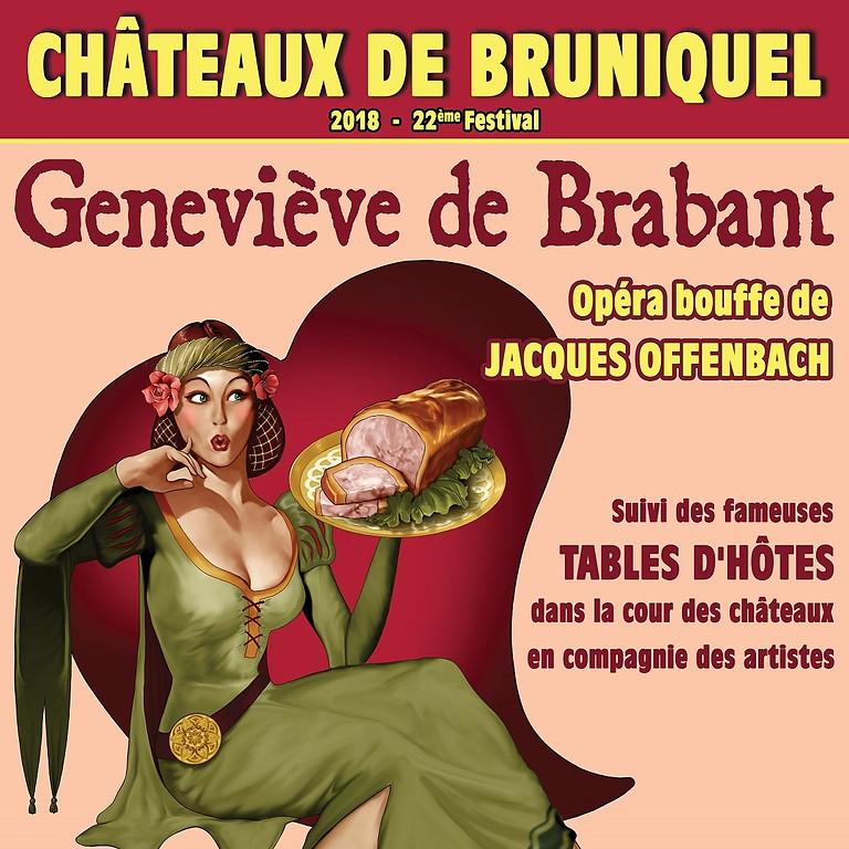 Geneviève de Brabant Soir 9