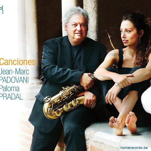 Canciones - Jean-Marc Padovani