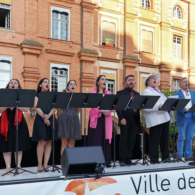 Concert récréatif - Festival Montauban en Scènes