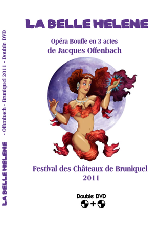 Double DVD -  2011 La Belle Hélène
