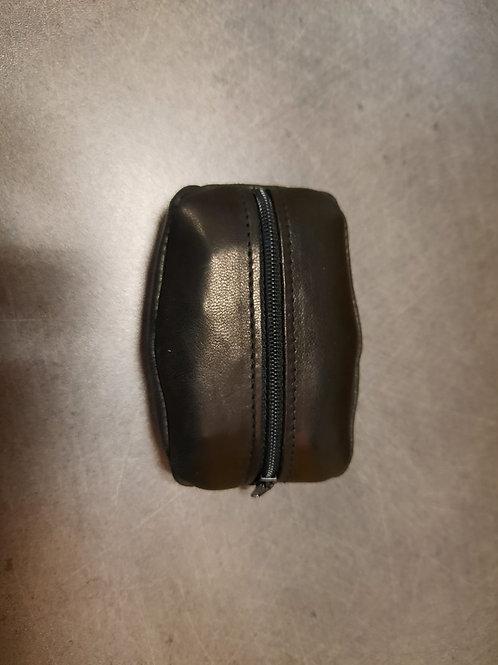 Porte monnaie grain de café, une fermeture