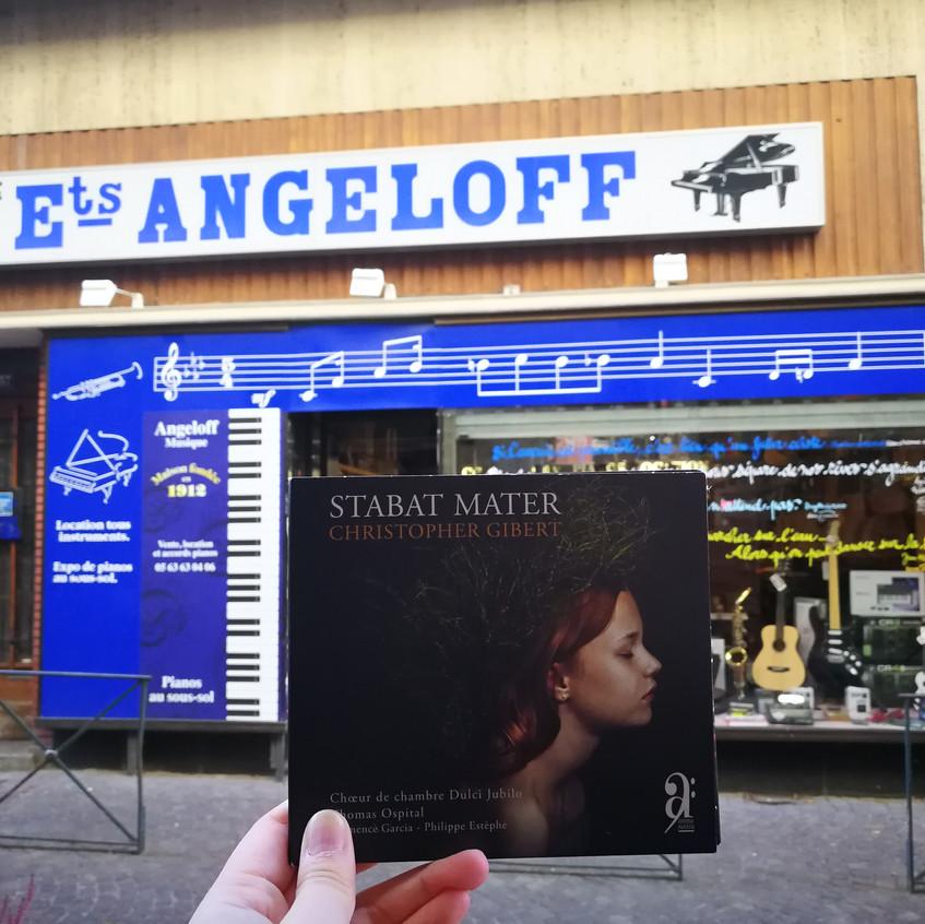 Angeloff à Montauban