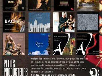Pour les fêtes, soutenez les petits producteurs d'Occitanie et d'ailleurs.