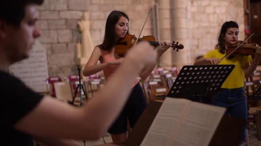 Ensemble La Pellegrina Stabat Mater de Pergolèse