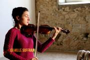 Camille Suffran, second violon de la Pellegrina