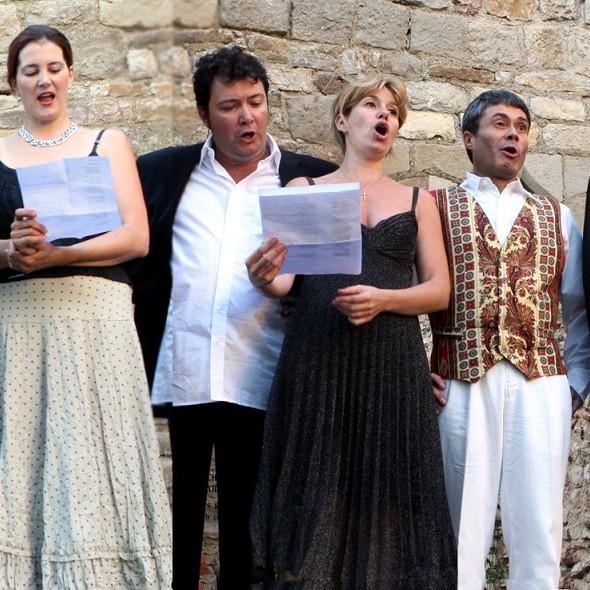 Concert aux Châteaux - Ouverture du Festival