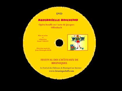DVD simple - 2004 Mademoiselle Moucheron