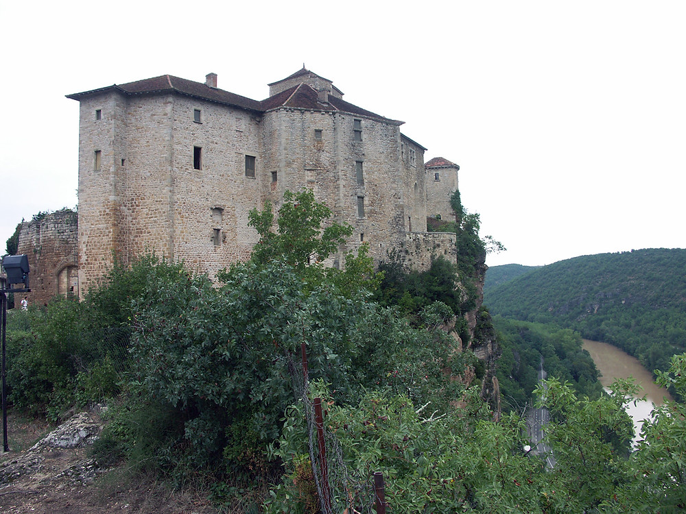 Les Châteaux de Bruniquel, Quercy Occitanie