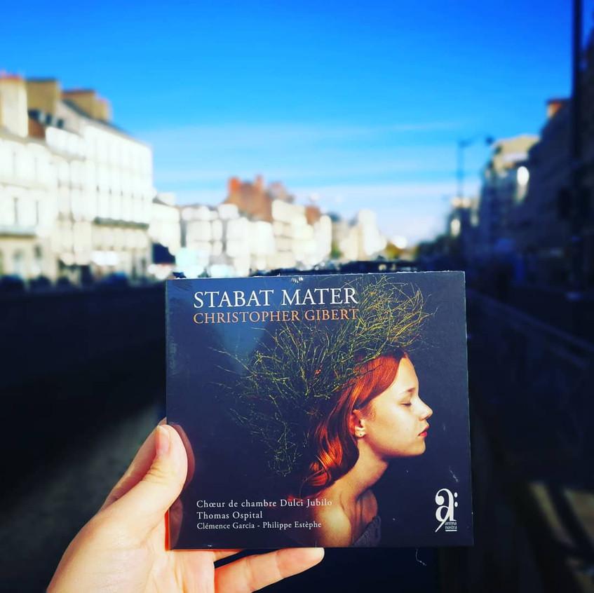 Stabat Mater de Gibert à Rennes