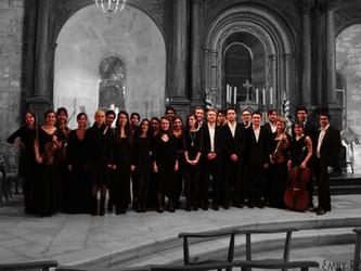 Inauguration de l'orgue de Rocamadour et création de Salve Regina de Christopher Gibert
