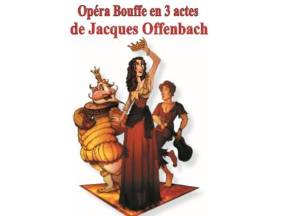 Double DVD - 2012 La Périchole